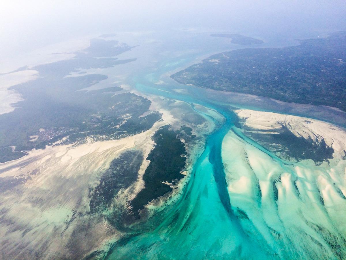 The Zanzibar archipelago