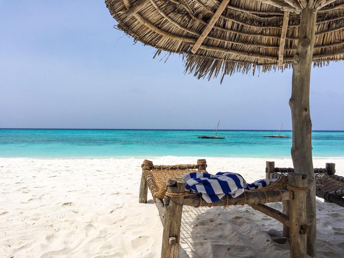 Manta Resort Beachscape